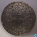 France 2 francs 1812 (Utrecht)