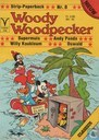 Bandes dessinées - Woody Woodpecker - Woody Woodpecker strip-paperback 8