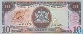 Trinidad and Tobago 10 Dollars 2006 - P48