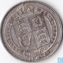 United Kingdom 1 shilling 1889