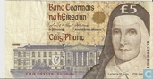 IRLANDE 5 POUNDS