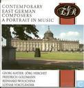 Contemporary East German Composers: A Portrait in Music