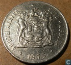 South Africa 50 cents 1975