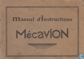 Manuel d'Instructions Mécavion