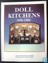 Doll Kitchens 1800-1900