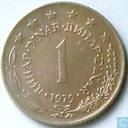 Yougoslavie 1 dinar 1979