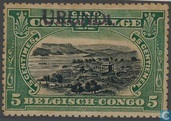 "Landscapes and diverse topics Belgian Congo Ruanda-urundi 1915 with imprint ""Type Takacs"""