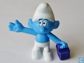 Shopping Smurf
