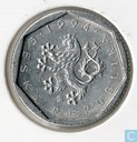 Czech Republic 20 haleru 1994 (castle)