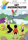 Comic Books - Jeremy and Frankie - Het meermonster