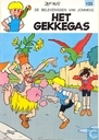 Comic Books - Jeremy and Frankie - Het gekkegas