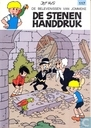Comic Books - Jeremy and Frankie - De stenen handdruk