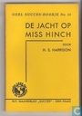 De jacht op Miss Hinch