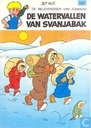 Comic Books - Jeremy and Frankie - De watervallen van Svanjabak