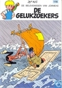 Comic Books - Jeremy and Frankie - De gelukzoekers