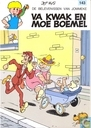 Comic Books - Jeremy and Frankie - Va Kwak en moe Boemel