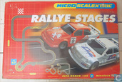 Micro Scalextric Rallye Stages