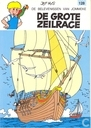 Comic Books - Jeremy and Frankie - De grote zeilrace