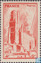 Timbres-poste - France [FRA] - Secours national- Cathédrales