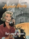 Bandes dessinées - Agence Hardy - Het vage spoor