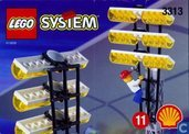 Lego 3313 Lighttowers