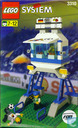 Lego 3310 Commentator & Pers box