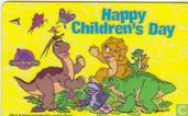 Happy Children's Day The Flintstones