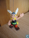 Asterix (latex poppetje)