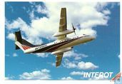 Interot Airways - DeHavilland DHC-8