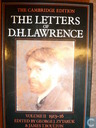 The letters of D.H. Lawrence 2