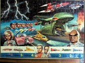 Puzzels - Science Fiction - Thunderbirds