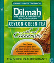 Ceylon Green Tea with real Cinnamon