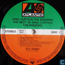 Platen en CD's - King Curtis & The Kingpins - The best of King Curtis & The Kingpins
