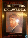 The letters of D.H. Lawrence 4