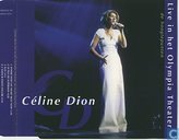 Disques vinyl et CD - Dion, Céline - Live in het Olympia Theater
