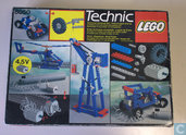 Lego 8050 Building Set with Motor