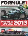 Formule 1 preview special 2013