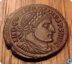 Empire romain, AE3 Follis, 307-337 AD, Constantin le Grand, Rome