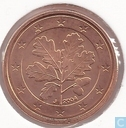 Coins - Germany - Germany 1 cent 2004 (J)