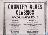Country Blues Classics volume 1