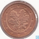Coins - Germany - Germany 1 cent 2004 (A)