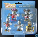 Disney Figurines Robots
