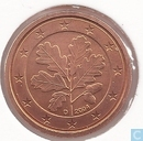 Coins - Germany - Germany 1 cent 2004 (D)