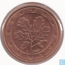 Coins - Germany - Germany 5 cent 2004 (J)