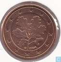 Coins - Germany - Germany 1 cent 2004 (G)