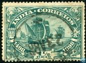 Sea route to India by Vasco da Gama