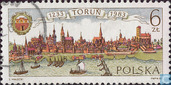 750 years city of Torun