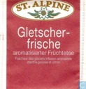 Tea bags and Tea labels - St. Alpine - Gletscher-frische