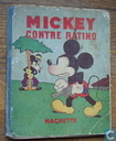 Mickey contre Ratino