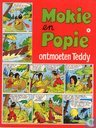 Comic Books - Mokie en Popie - Mokie en Popie ontmoeten Teddy